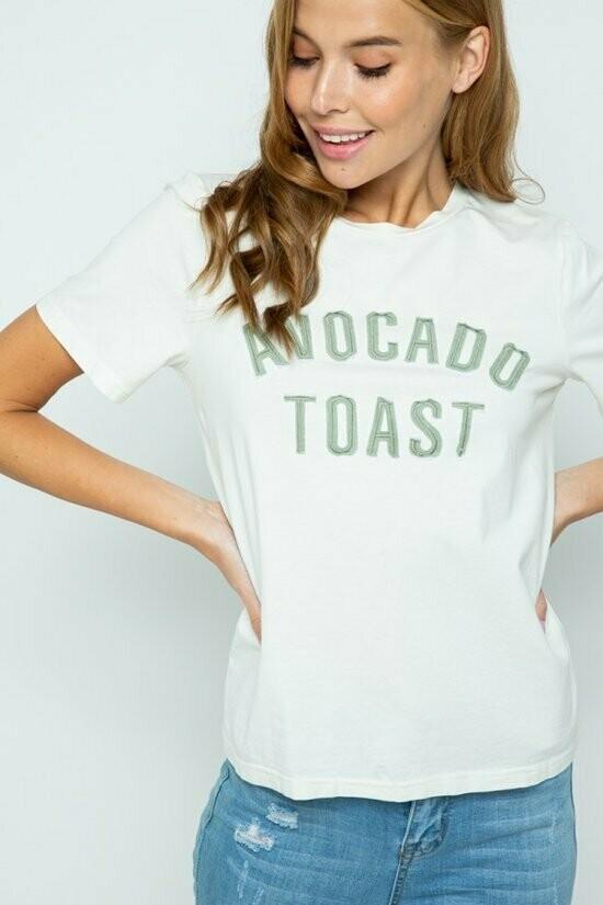 Avocado Toast Tee shirt