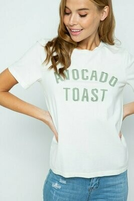 Avocado Toast Tee shirt