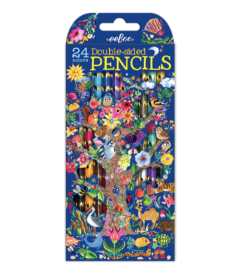 Tree of Life double sided pencils