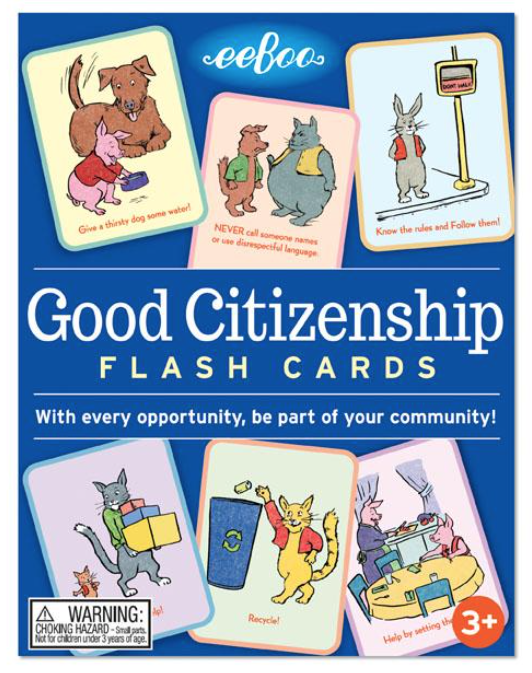 Good Citizens Flashcards