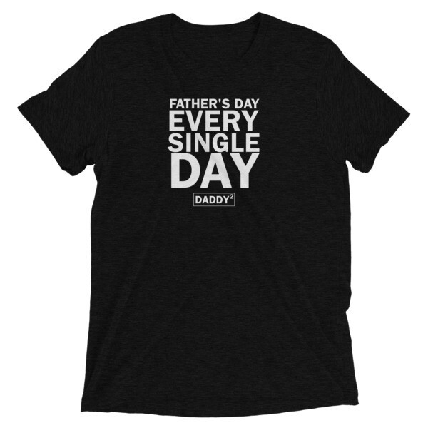 Daddy Squared Father's Day Short sleeve t-shirt