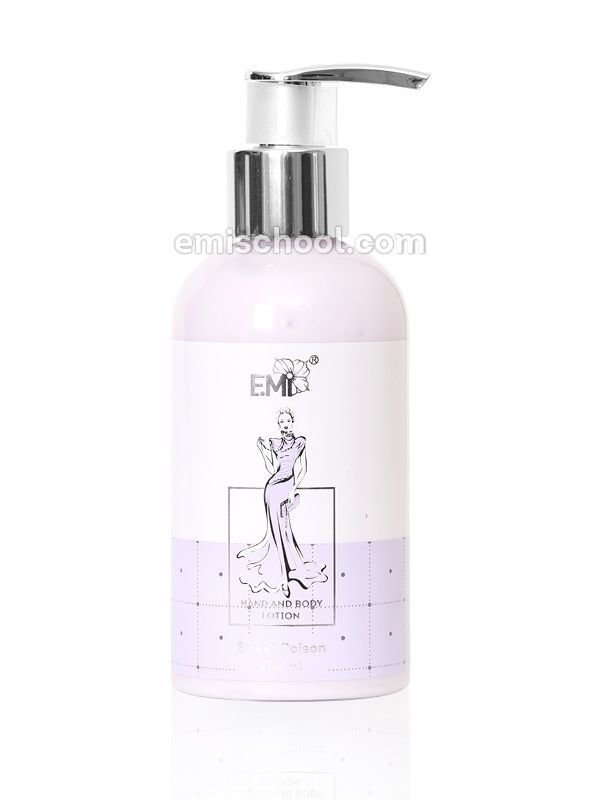 Hand and Body Lotion Sweet Poison, 200 ml