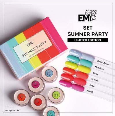 Set Summer Party