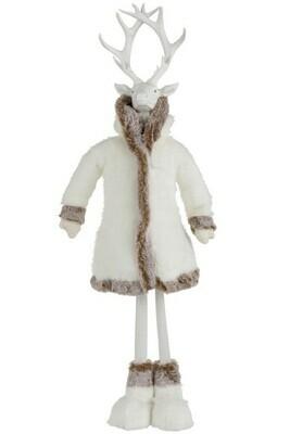 Северный олень Poly White