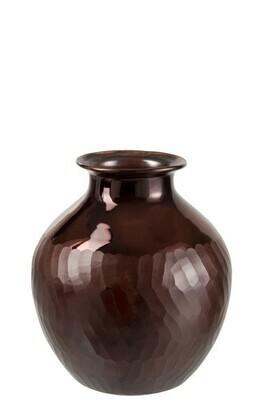 Ваза Cognac Glass Brown M