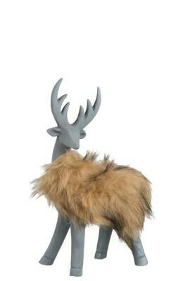 ОЛЕНЬ Reindeer Porc