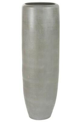 ВАЗА Round Terracotta Grey L