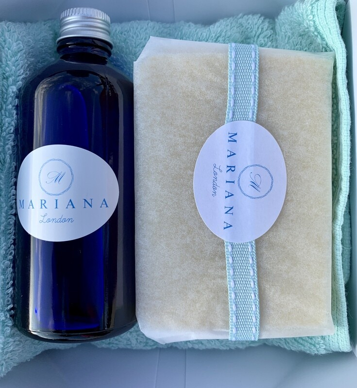 Lavender and May Chang Deluxe Gift Box