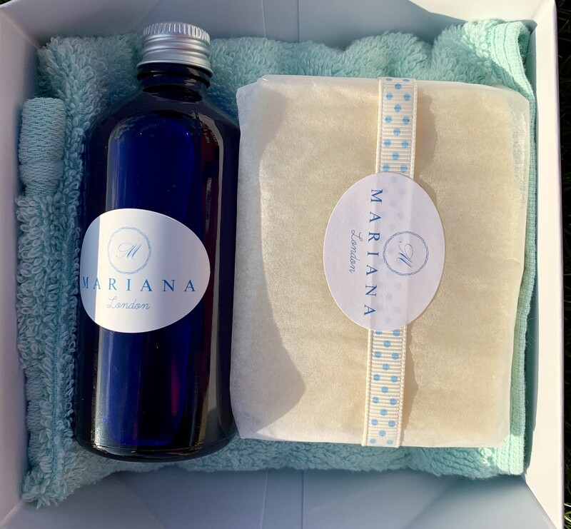 Lemongrass and Peppermint Deluxe Gift Box