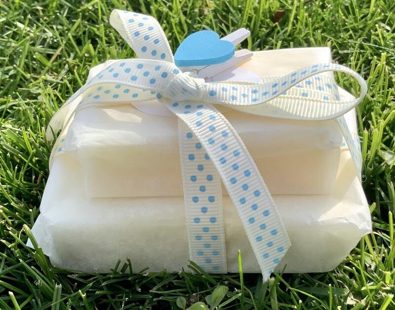 Lemongrass and Peppermint Soap Bundle