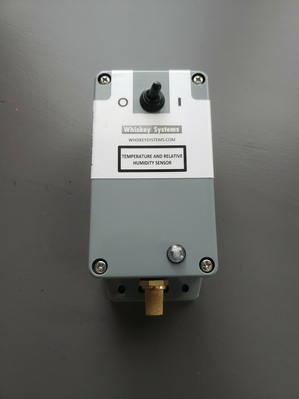 Barrel Warehouse Sensor (Temperature and Relative Humidity)