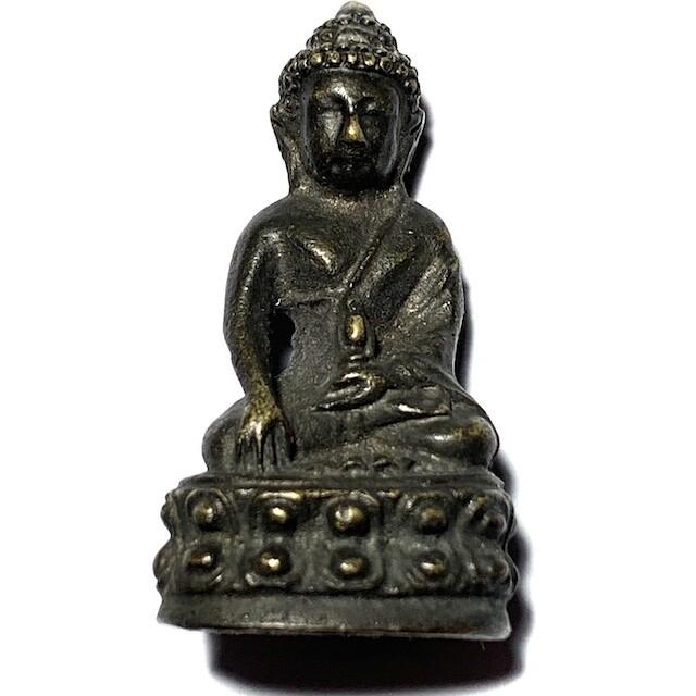 Pra Kring Gon Singh 1st Edition Medicine Buddha 2539 BE Singha Lion in Base Nuea Chanuan Saksit Luang Por Yaem Wat Takian