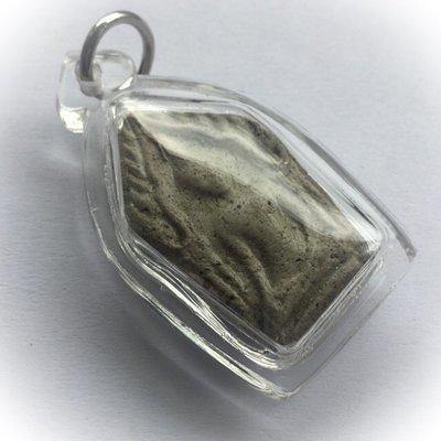 Pra Khun Phaen Pong Aathan Sanaeh 108 Pim Lek - Maha Laluay Powders Chin Aathan Ghost Bone + Hand Spell Inscription - Ajarn Prodt - Samnak Phu Sanaeh Kobutra