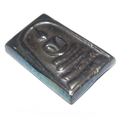Pra Somdej Benjapakee amulet - Lek Lai Nam Neung See Peek Malaeng Tap (Meditation Buddha made from Pure Lek Lai) - Luang Por Huan
