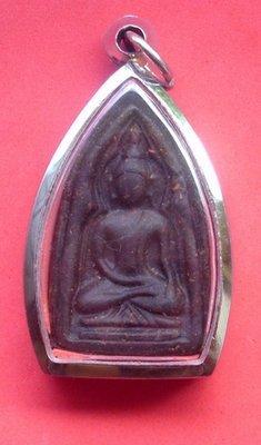 Pra Nang Paya - Pim Sadung Glab 2541 BE - Nuea Pong Ya Wasana Jinda Manee (case included) - Luang Phu Juea Biyawano - Wat Klang Bang Kaew (Nakorn Pathom)