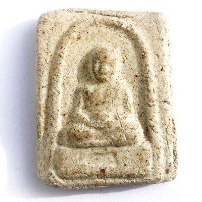 Pra Luang Phu Tuad Pim Dee Luang 2505 BE -  + Ittijae Powders - Blessed in 2 Ceremonies by 234 Guru Masters - Wat Prasat