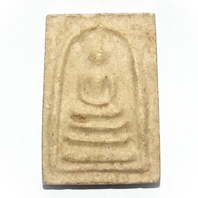 Pra Somdej Wat Bang Khun Prohm 2514 BE Hlang Yant - Nuea Somdej Gru Chedi Yai - Luang Phu Lampoo