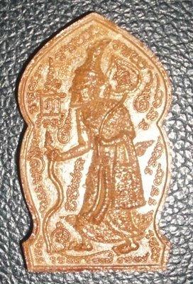 Pra Ruesi Narot amulet - Luang Por Goy Wat Khao Din Dtai