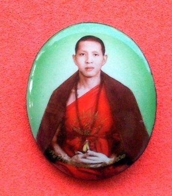 Kroo Ba Ariyachat Monk Locket  - Wat Saeng Potiyan - Nirosagam Ceremony edition 2552