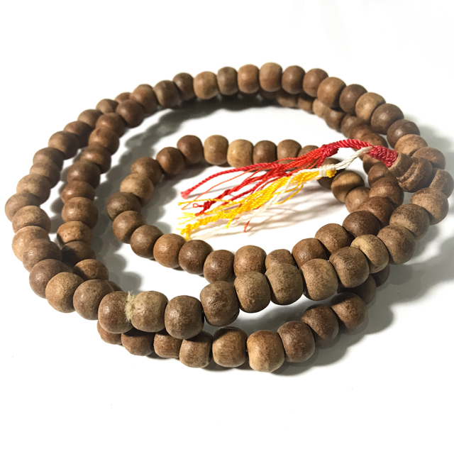 Prakam Mai Saksit - Sacred Buddhist Rosary for Protection, Prayer and Meditation empowered and blessed by Luang Phu Kroo Ba Ban - Wat Mae Ya