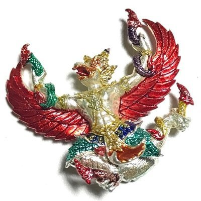 Paya Krut Ruay Lon Fa 2560 BE Nuea Loha Long Ya Rachawadee Luang Por Pra Maha Surasak