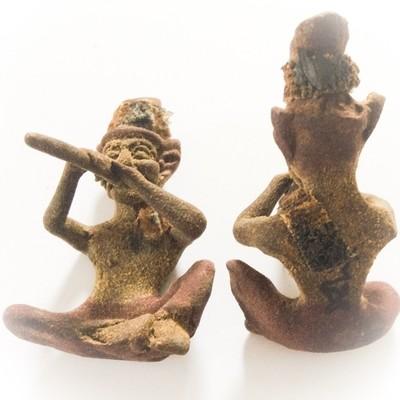 Lersi Por Gae Dtad Dton (Len Klui Montr) - Hermit God Plays the Celestial Flute - Ajarn Plien (Wat Don Sala)