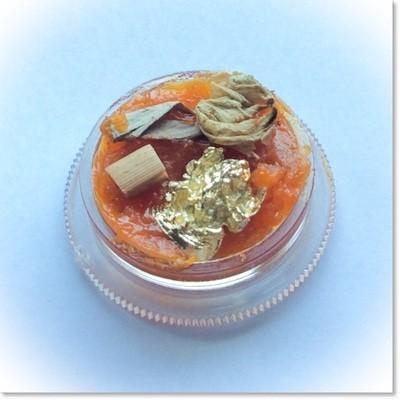 See Pheung Pra Pikanes Maha Lap Serm Duang  to Improve Prosperity, Fate and Destiny with Ga Hlong Flower & Wan Dork Tong - Asrom Por Taw Guwen 2557 BE