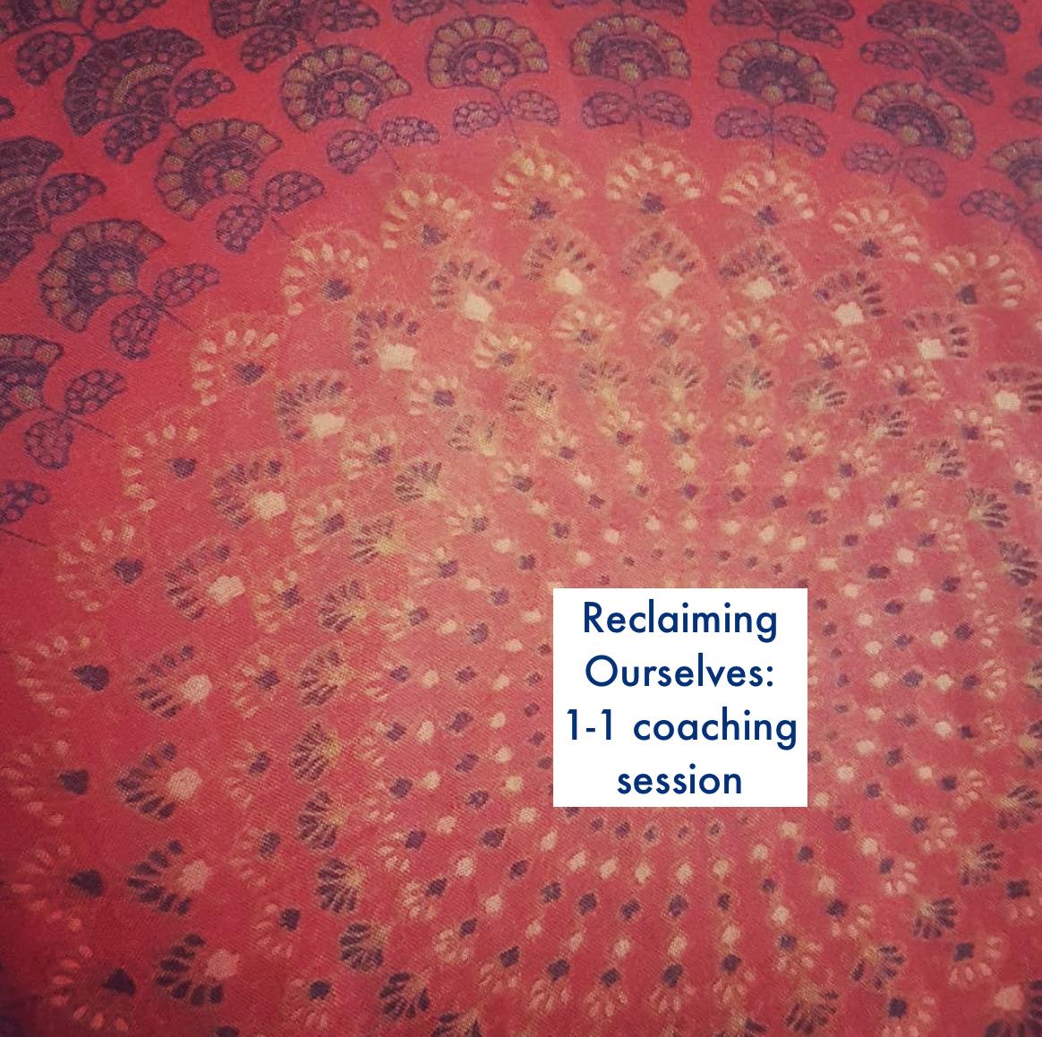 Coaching Session (60 min)