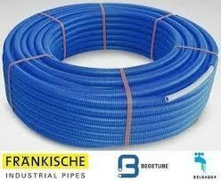 alpex duo 16 50m blauw mantel