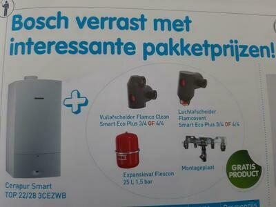 bosch cerapur smart top 22/28 3cezwb