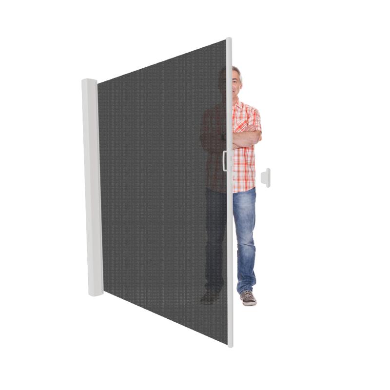HOOG Inova zon+ windscherm Cassettehoogte 186 t/m 230 cm
