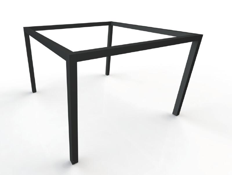 Aluminium pergola frame op maat ≤ 4 x 4 m