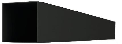 Ligger (incl. 2 koppelplaten)
