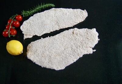 Varkens Filet Schnitzel Gepaneerd