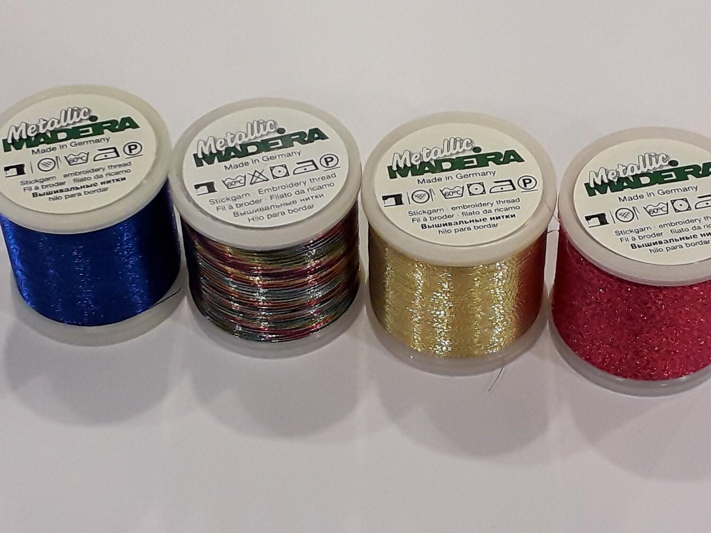 Madeira Metallic 40 200m