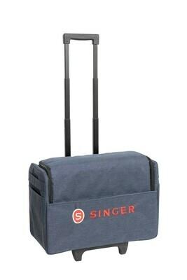 Trolley Singer voor naaimachine jeansgrijs
