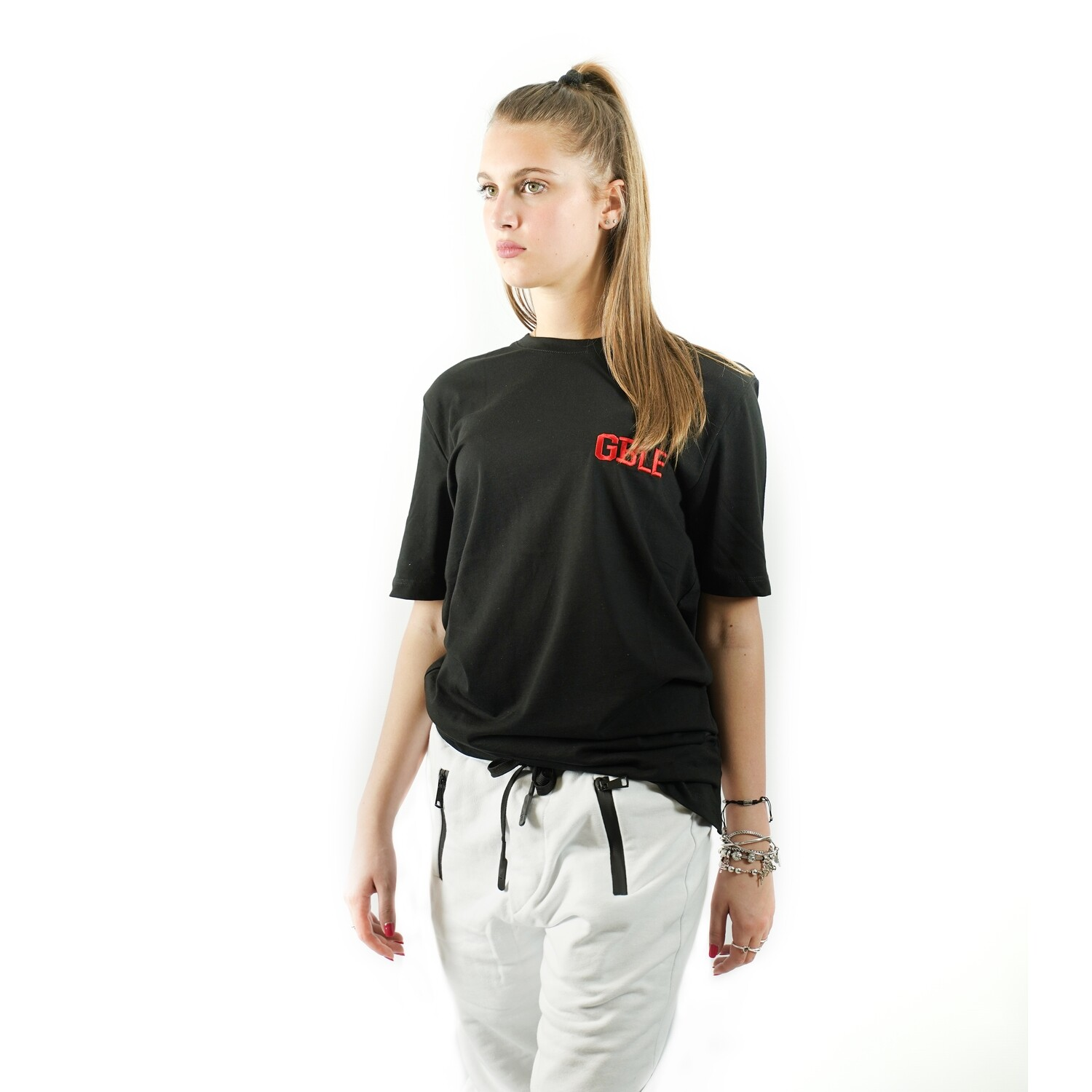 T-SHIRT COME FROM NOWHERE BLACK (WOMEN)