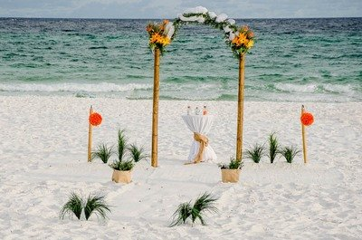 Bamboo Adventure-Beach Wedding Special Package