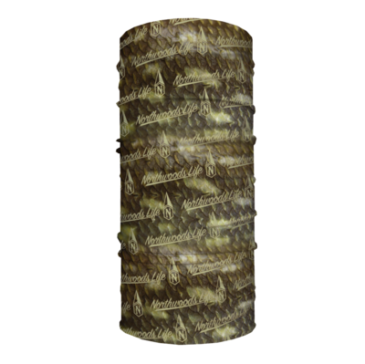 Northern Pike Face Shield