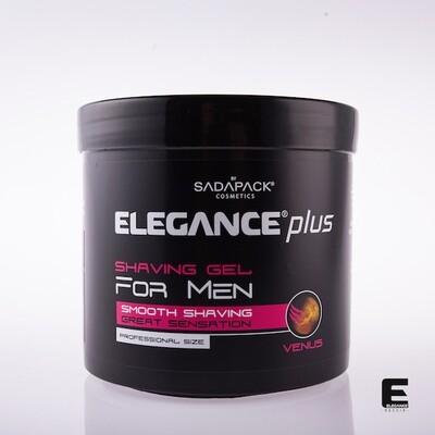 """Гель для бритья """"Elegance plus"""" Venus  1 литр"""
