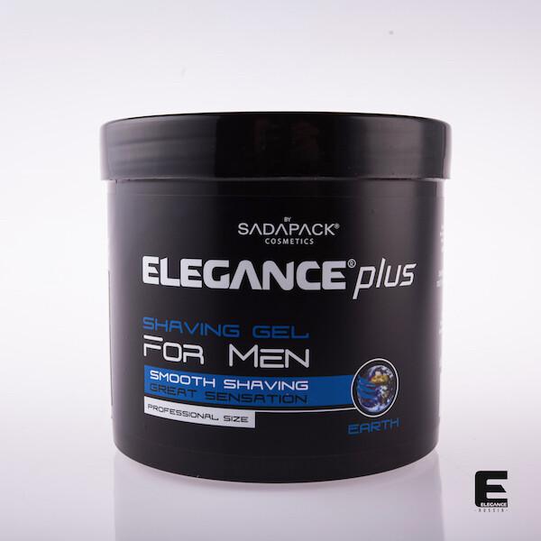 "Гель для бритья ""Elegance plus"" Earth  1 литр"