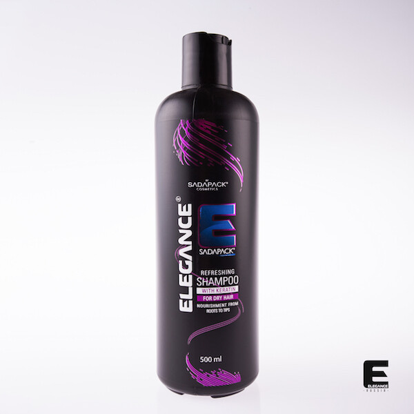 "Шампунь ""Elegance""  Dry  (для сухих) 500 мл"