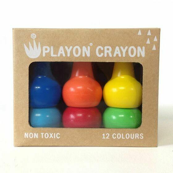 PLAYON - CRAYON - PRIMARY COLOURS -