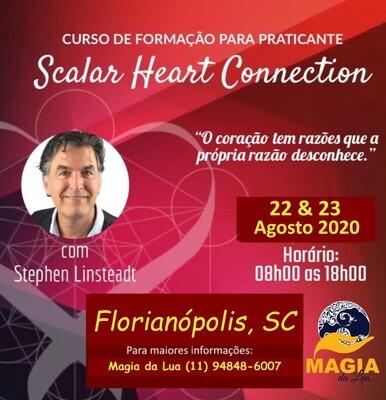 Curso de Formação de Praticante de Scalar Heart Connection - 22 & 23 de Agosto de 2020 Florianópolis, SC