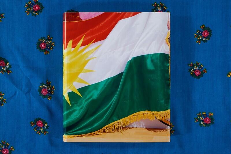 kurdîsch (handgebunden,Leineneinband)