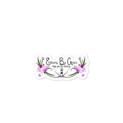EBGM Bubble-free stickers