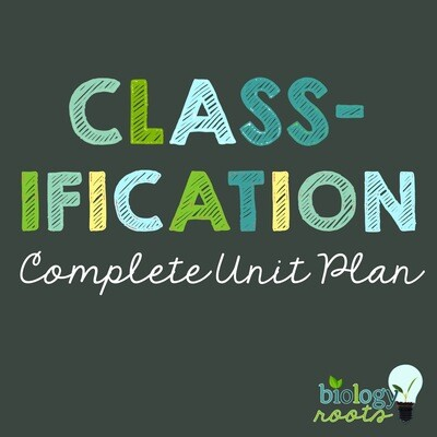 Classification Unit Bundle (supports distance learning)