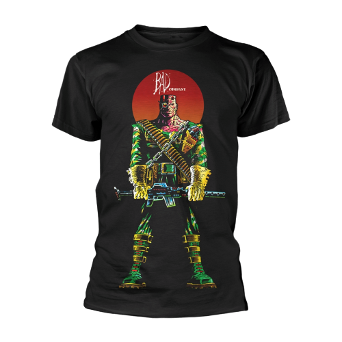 2000AD 'Bad Company - Soldier' T-Shirt