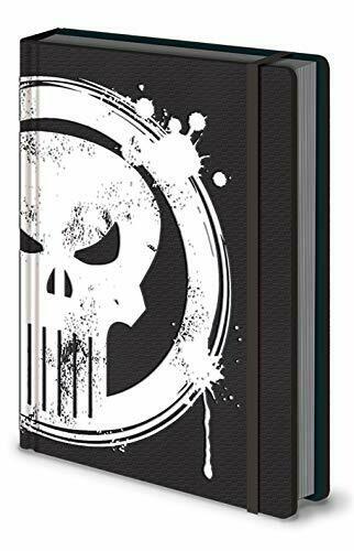 Marvel Hardback Embossed Notebook - The Punisher