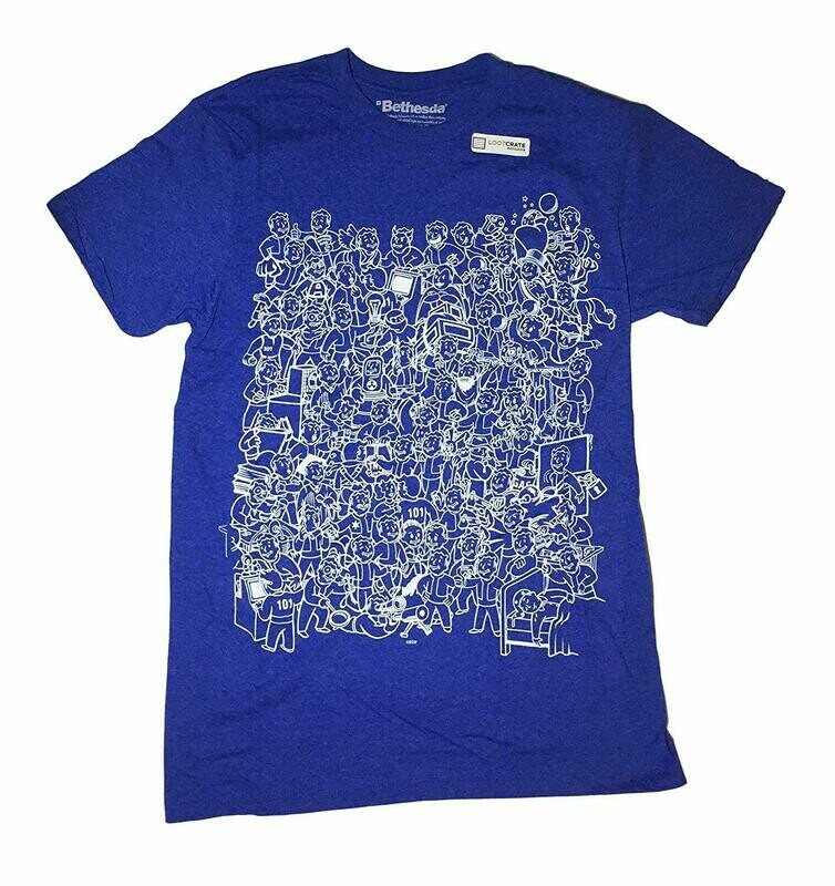 Fallout Collage T-Shirt